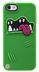 SwitchEasy Monsters Coque pour iPod Touch 5G Scrappy Vert