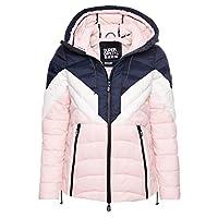Superdry Dames Colour Block Eclipse Padded Jacket Jacket Jacket
