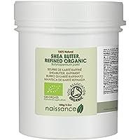 Naissance Burro di Karitè Raffinato Certificato Biologico Naturale al 100% - 100g