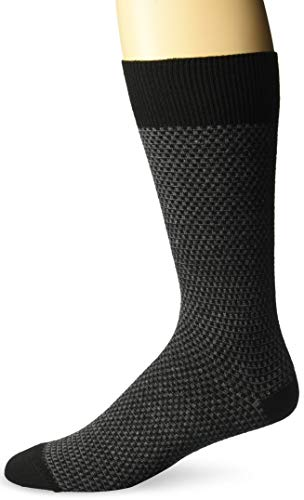ExOfficio BugsAway Brookside Park Socke, Herren, 3155-3133, Schwarz, Medium - Large - Brookside Park