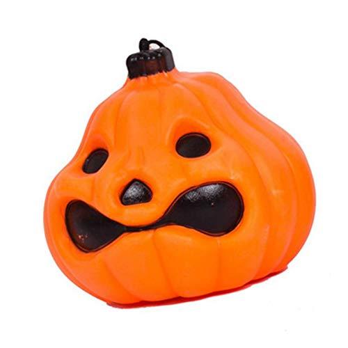 Ben-gi Tragbare Kinder Halloween Kürbis-Laterne Ferien Geist Licht Prop Hauptschule-Büro-Party Terror - Spooky Machen Halloween-kostüme Zu