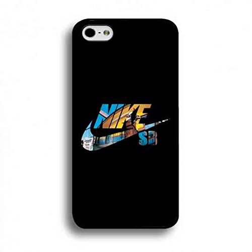 New Fashion Nike Logo Custodia Cover,Just Do It Nike Logo Iphone 6 Plus/6S Plus Custodia Cover,Nike Custodia Cover Black Hard Plastic Custodia Cover For Iphone 6 Plus/6S Plus Color047