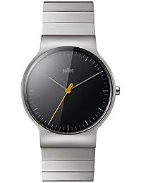 Braun BN0211BKSLBTG Herren-Armbanduhr