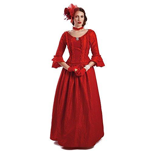 - Womens Kleine Rote Kostüme