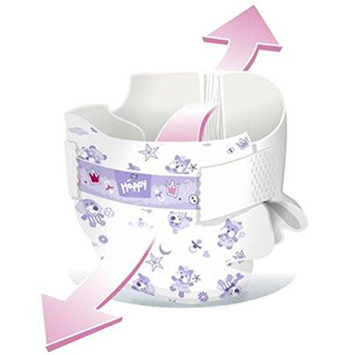 Bella Baby Happy Windeln Größe 6 Junior Extra 16+ kg Big Pack, 4er Pack (4 x 54 Windeln) - 5