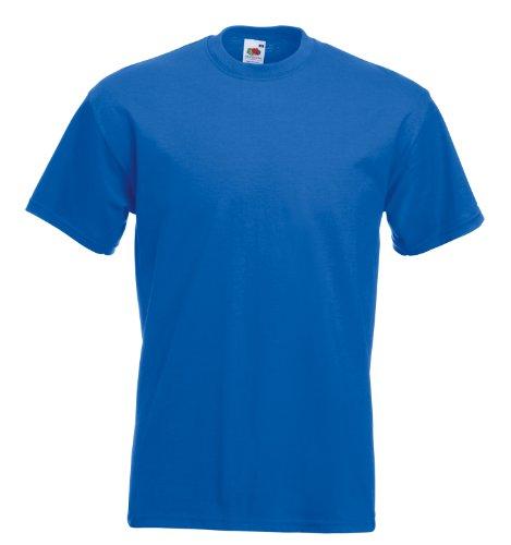 Fruit of the Loom Super Premium T-Shirt Royal Blau