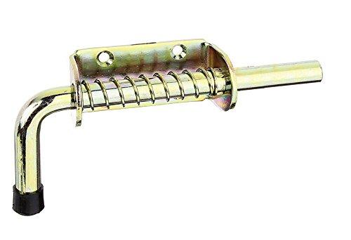 Gah-Alberts 204495 - Pestillo con muelle sin cierre (85 x 40 mm, pasad