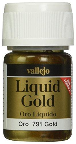AV Vallejo (Modell Farbe-Gold (Metalle 35ml