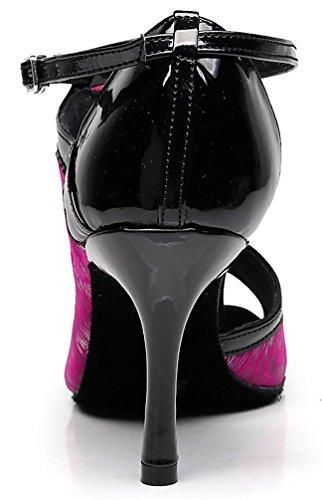 Cfp, Chaussures De Danse Pour Femme Rose