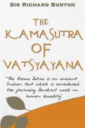 THE KAMA SUTRA OF VATSYAYANA (non illustrated)