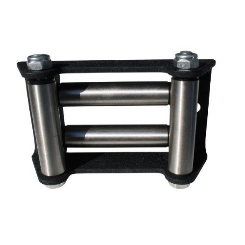 Preisvergleich Produktbild Rollenseilfenster Stainless Steel für Winden Serie 2000