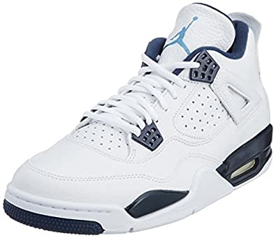 Nike Herren Air Jordan 4 Retro Ls Basketballschuhe