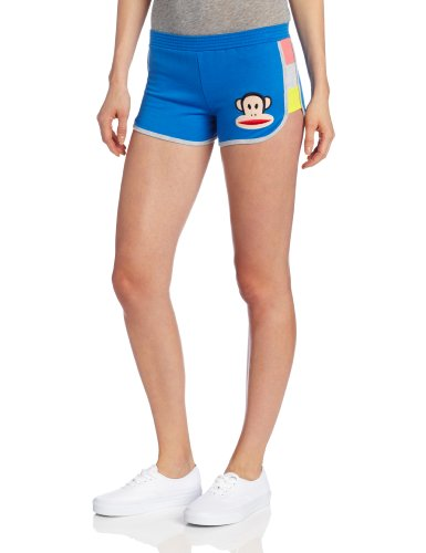 Paul Frank Damen Color Block Zwickel - Blau - X-Large - Julius Terry