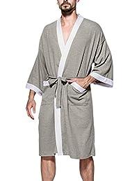 Amazon.es  Batas y kimonos - Ropa de dormir  Ropa 8c8d5bfb915c