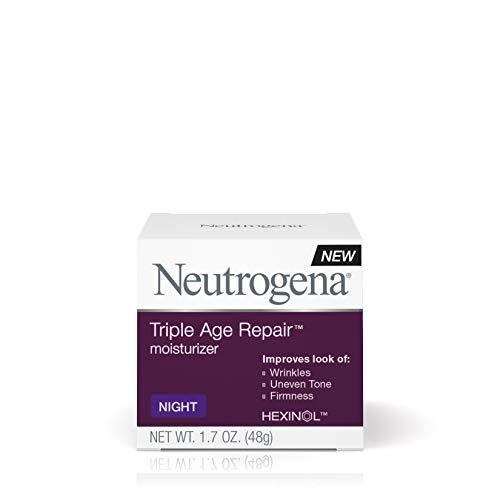 Neutrogena Triple Age Repair Night Cream Noche Cuidado