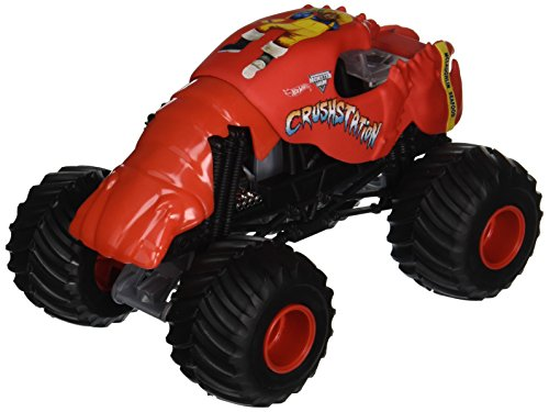 Hot Wheels Monster Jam 1:24 Scale Crushstation Vehicle by Hot Wheels