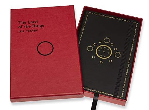 Moleskine Notizbuch - Herr der Ringe, Sammlerausgabe, Large, A5