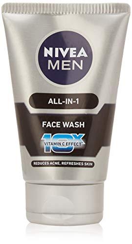 Nivea Men All-In-1 Facewash, 100g