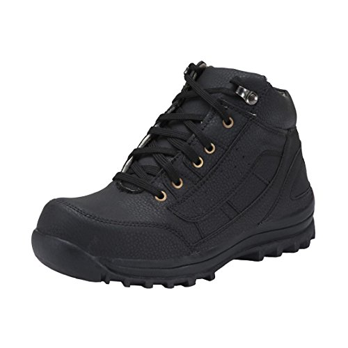 Bachini Men 1510 Black Synthetic Boots 8 UK