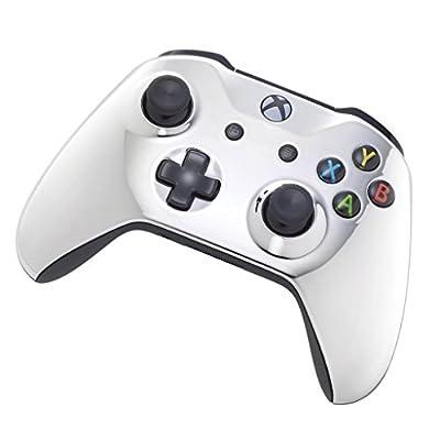 Controller - Chrome Silver Edition (Xbox One)