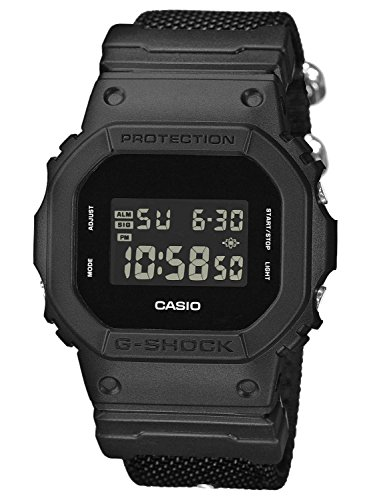 Casio-G-Shock-Digitaluhr-Schwarz-DW-5600BBN-1ER
