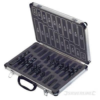 Generic Set 170 Stück Bit-Set mit Schnellarbeitsstahl, in starkem Aluminiumlagerung, 170 Stück