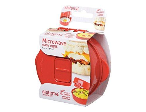 Apta para microondas fácil de huevos, 270 ml, cocinar tortilla