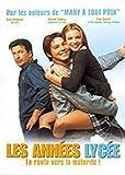Les Années lycée [Francia] [DVD]