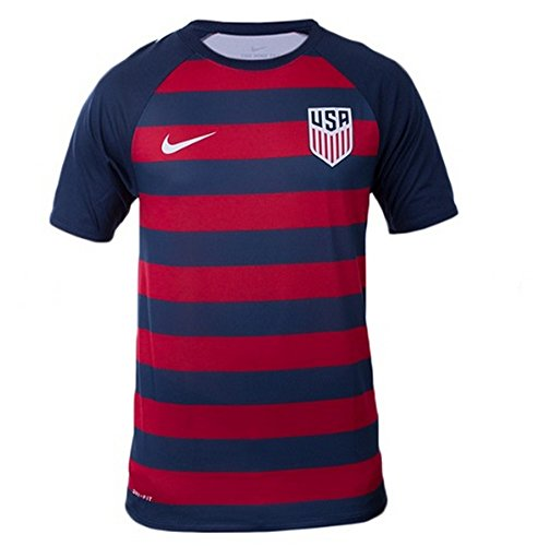 ab7f8a2da19 Nike 2017 Men's USA Gold Cup Soccer Training Dri-Fit T-Shirt, Size