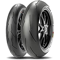 180/60ZR-17 Pirelli Diablo Supercorsa SP V2 Hypersport Rear Tire