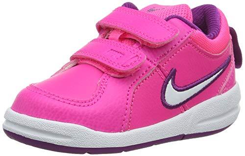 Nike Pico 4 (TDV), Scarpe da Tennis Unisex – Bambini, Rosa (Pink Pow/White/Bold Berry 606), 25 EU