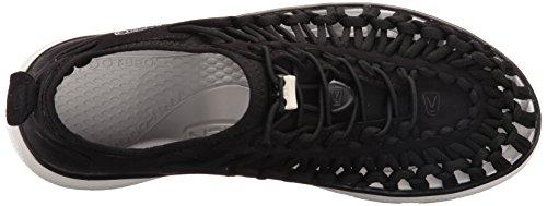 Keen Damen Uneek O2 Sneakers Mehrfarbig (Black/harvest Gold)