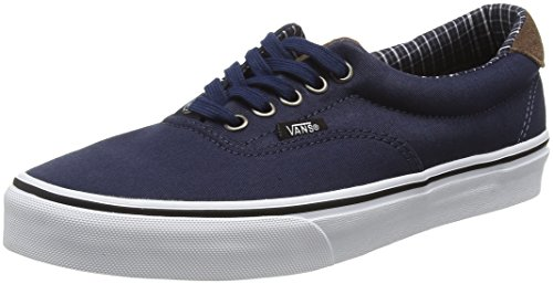 Vans Era 59, Unisex Adults' Low-Top Sneakers, Dark Blue, 7 UK