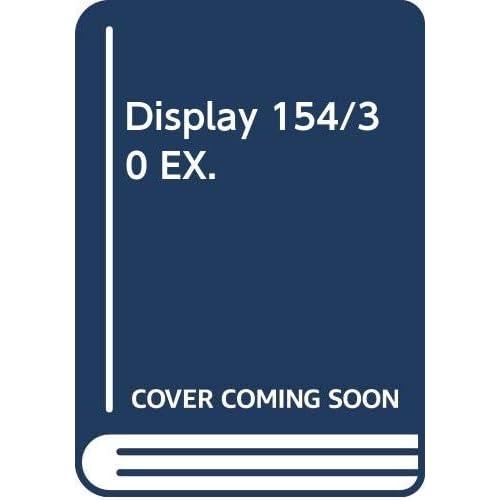 Display 154/30 EX.