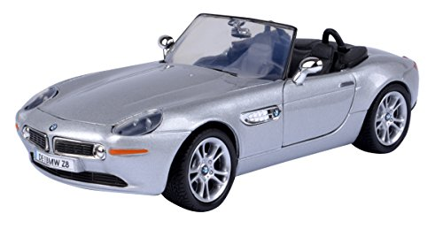 Motor MAX mm73257sl-BMW Z8Roadster, vehículos, Plata