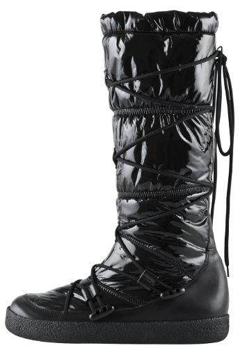 Högl shoe fashion GmbH 2-102522-01000, Bottes femme Noir - V.6