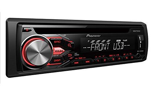pioneer deh-x1890ub cd/usb/aux/mp3 car media player Pioneer DEH-X1890UB CD/USB/AUX/MP3 Car Media Player 41Yom Hk8zL