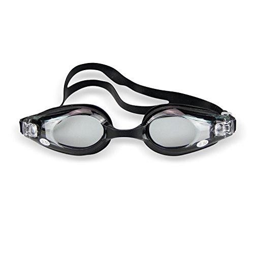 H:oter Klassischen desing Korrekturmaßnahmen kurzsichtigen optische Schwimmbrille (Dioptrien -2,0...