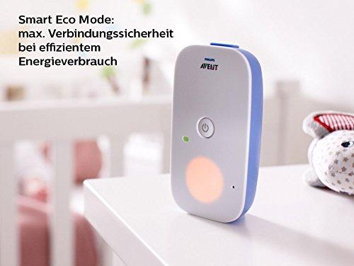 Philips Avent SCD501/00 DECT Babyphone, weiß/blau - 3