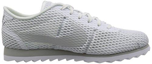 Nike - W Cortez Ultra Br, Scarpe sportive Donna Bianco (Blanco (White / Pure Platinum-Wolf Grey))