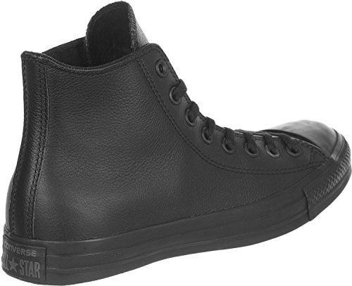 Converse Chuck Taylor All Star Hi, Sneaker Uomo Nero (Nero)
