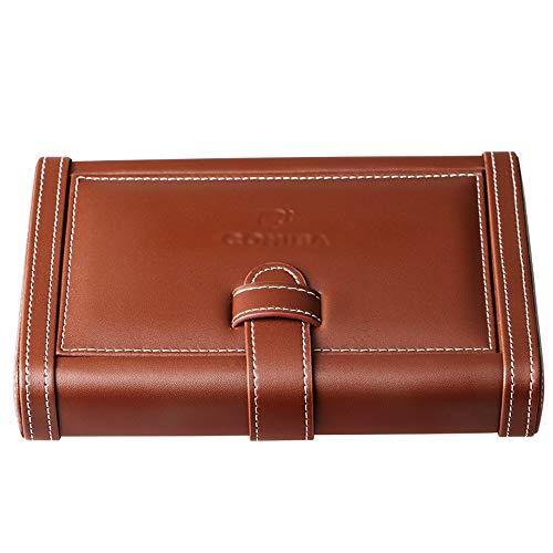 tel Zigarrenschachtel , Zigarren Humidor Portable Zedernholz Zigarre Set 4 Sticks @@ ()