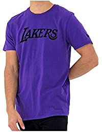 A NEW ERA Era NBA Team Apparel Pop Logo Loslak Camiseta, Unisex Adulto, (