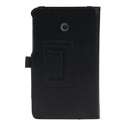 Bepak® Flip Cover For Fonepad 7 2014 Fe170cg Pu Leather Kickstand Case Cover For Fonepad 7 2014 Fe170cg (black)