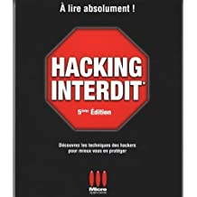 Hacking interdit de Gomez Urbina. Alexandre (2011) Broché