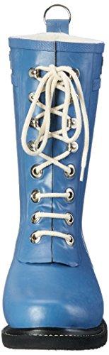 Ilse Jacobsen Damen 3/4 Gummistiefel, RUB15, Bottes en caoutchouc ,  femme Bleu - Blau (Mondstein (606))