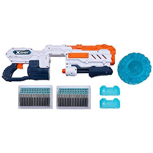 X-SHOT, EXCEL Giocattolo, Colore Grey, Blue, Taglia Unica, 36136
