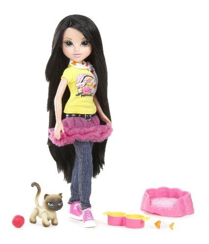 Moxie - Girlz Puppe Lexa mit Katze Mochi & Zubehör 26cm (Moxie Girlz Puppen)