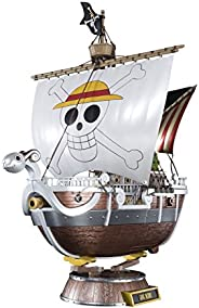 Bandai Tamashii Going Merry One Piece Animation 20th Memorial Edition, Multicolor