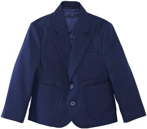 Blue Max Banner Herren Sakko, Ziggys Boys Zip Entry Blazer, Gr. 122 (Herstellergröße: 28